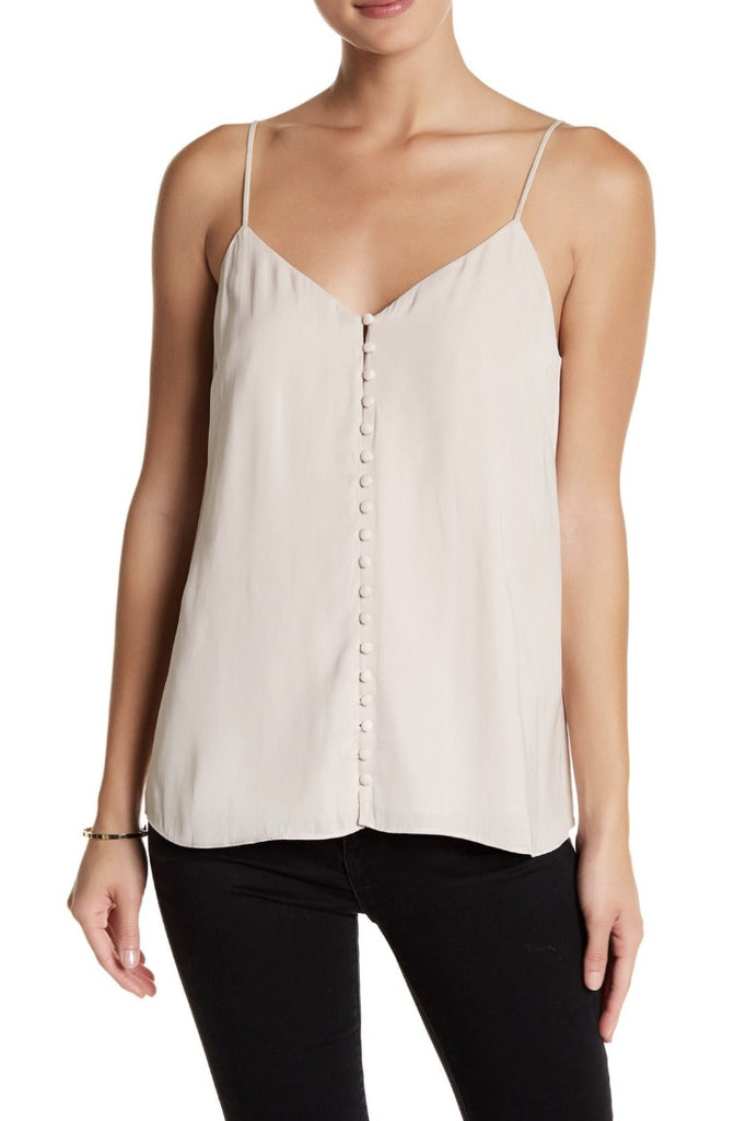 Emi Top w/Front Button Detail