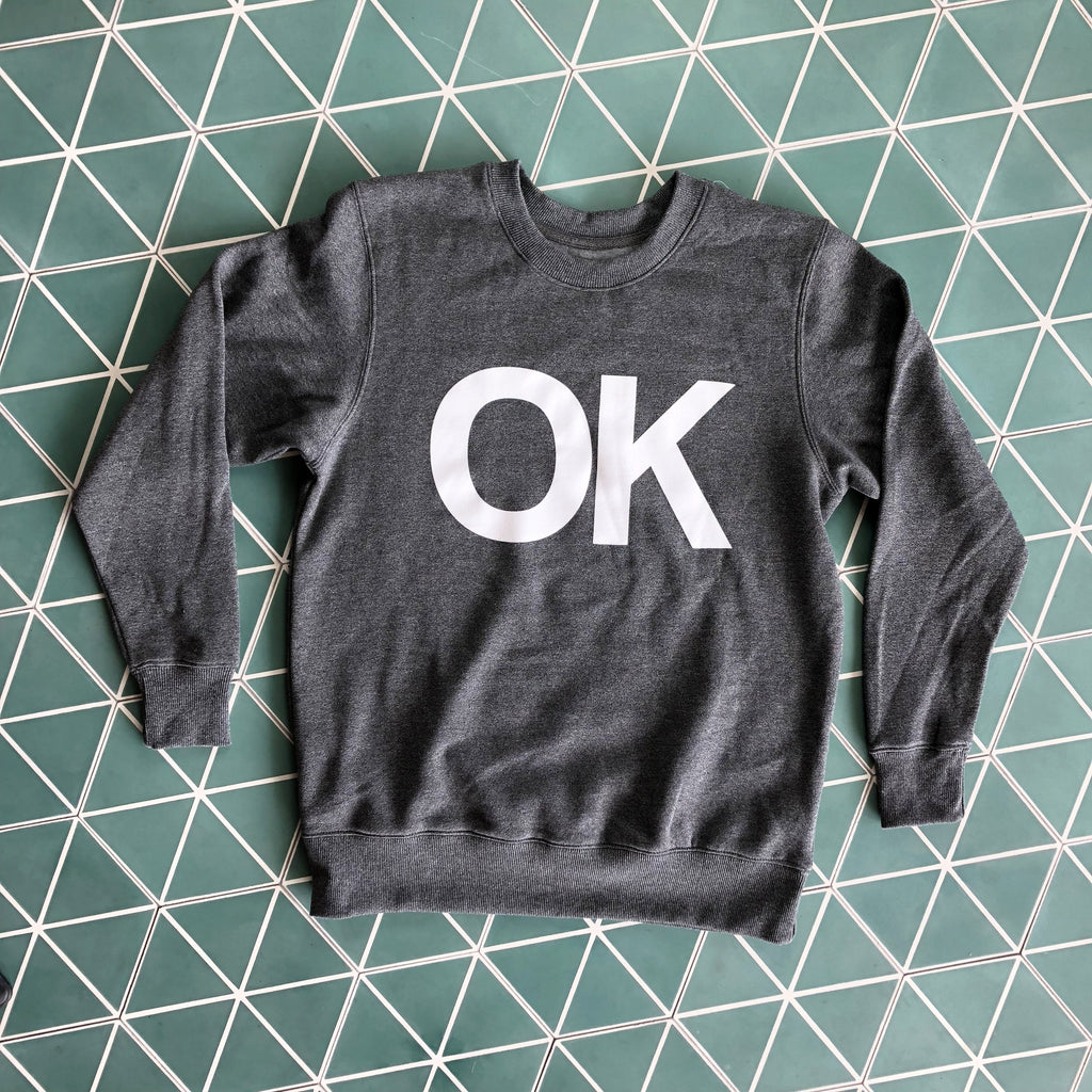 State Fleece Pull Over - Oklahoma