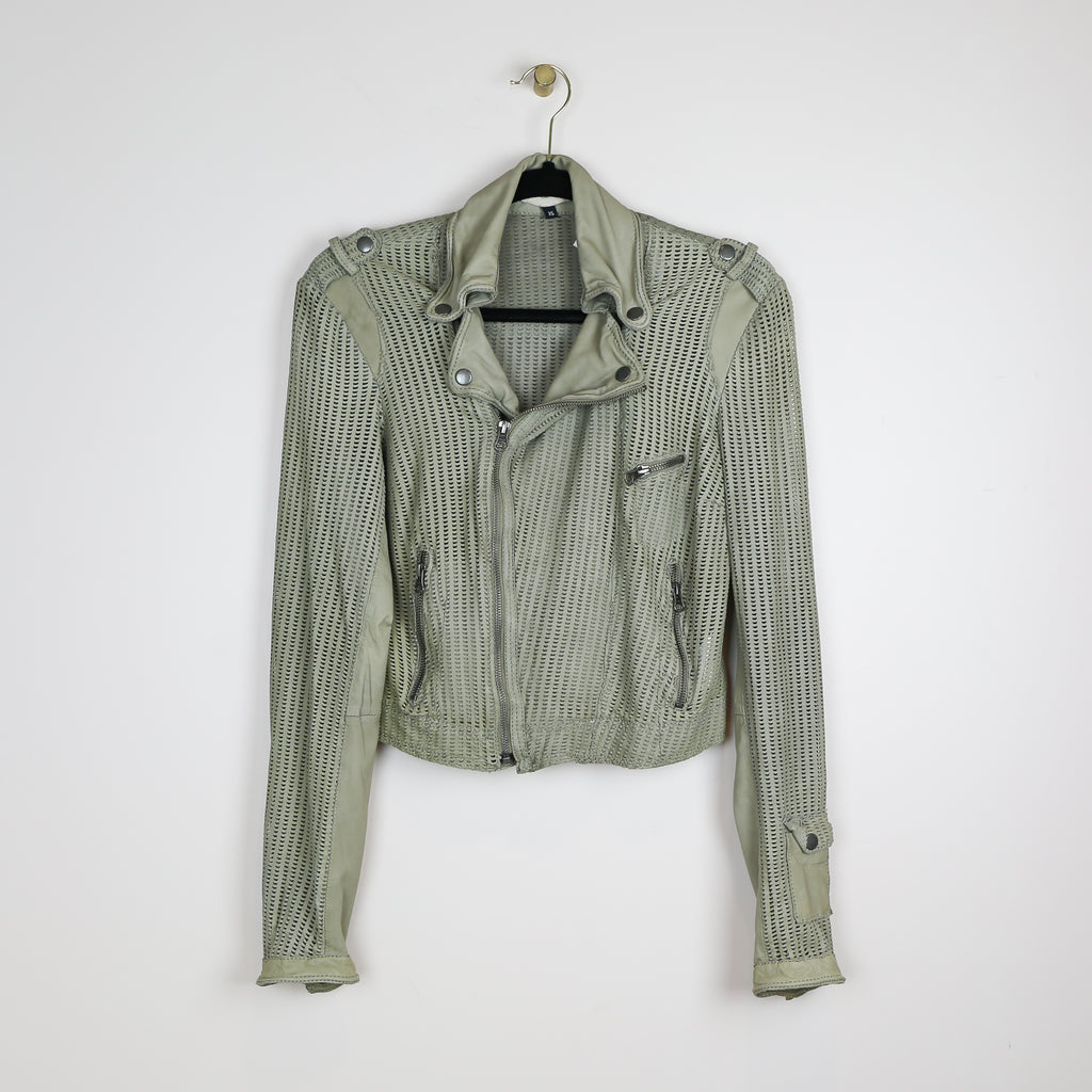 Josey Jacket in Putty - DI