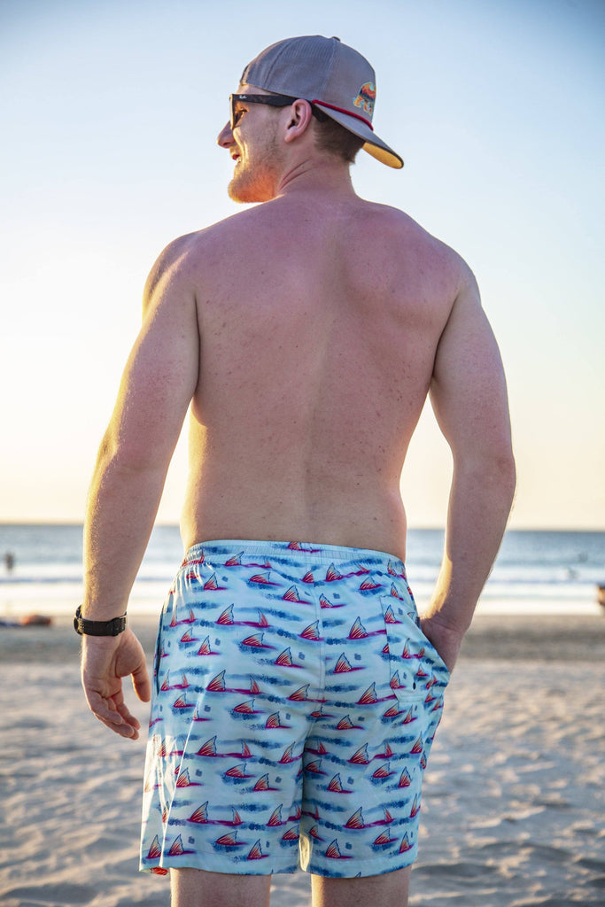 Burlebo Swim Trunks