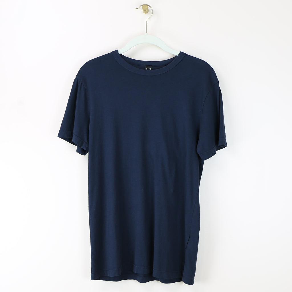 Men's Basic Blue Tee