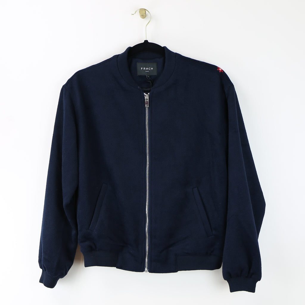 Navy Bomber Jacket - DI