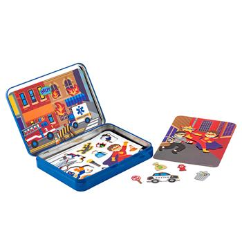 On-The-Go Magnetic Game