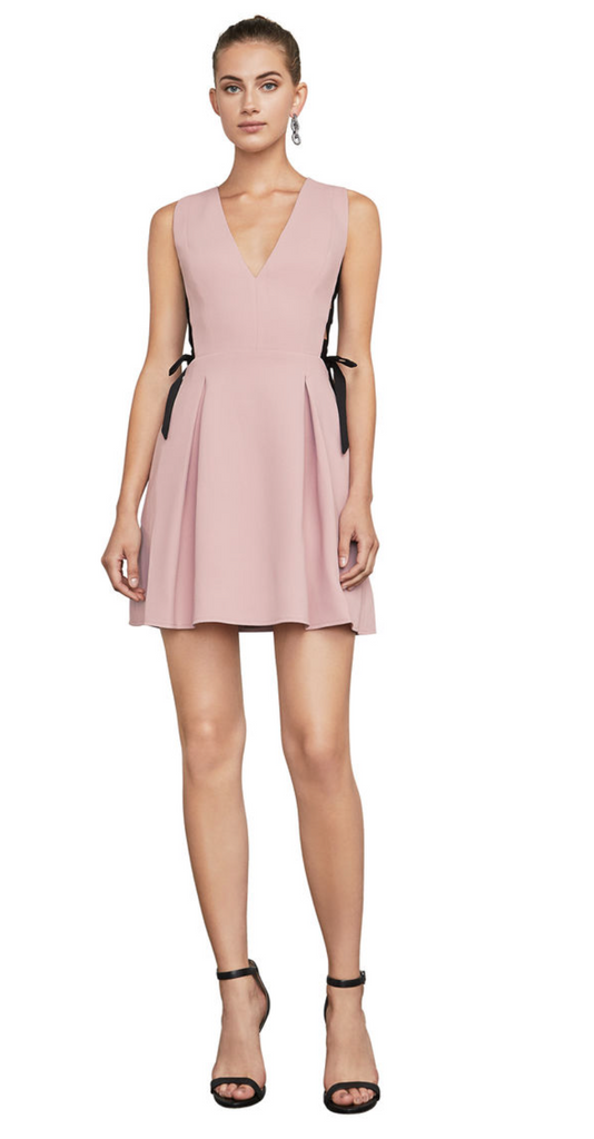 Kalie Lace-Up Dress