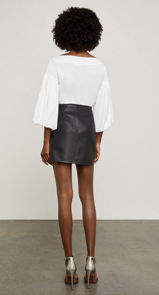 Sabina Leather Skirt - DI