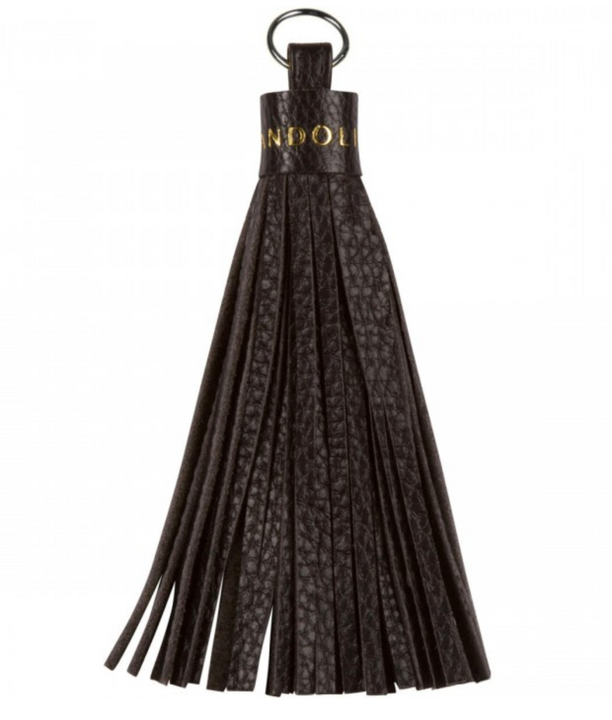 Bandolier Tassel with Pewter Hardware