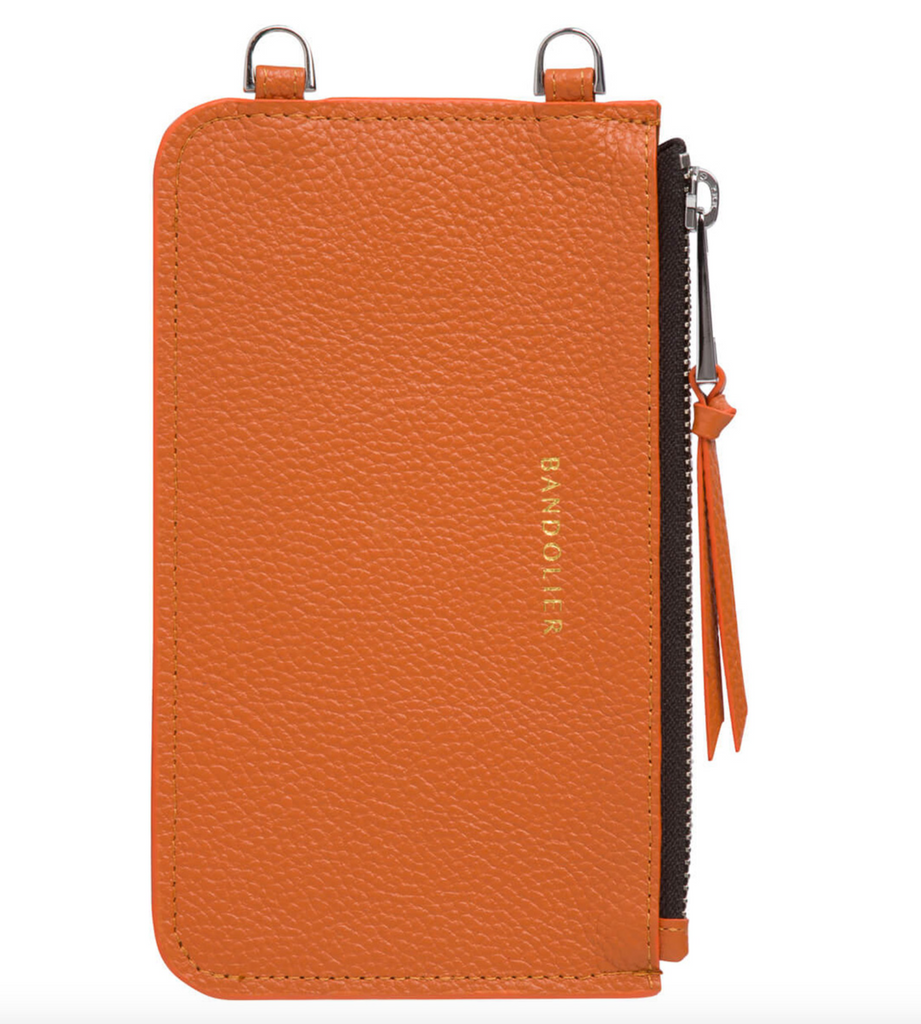 The Emma Pouch - Cognac