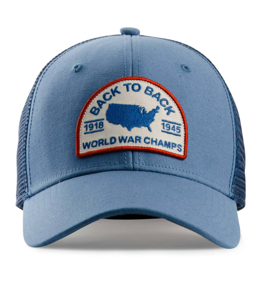 World War Champs Meshback Hat