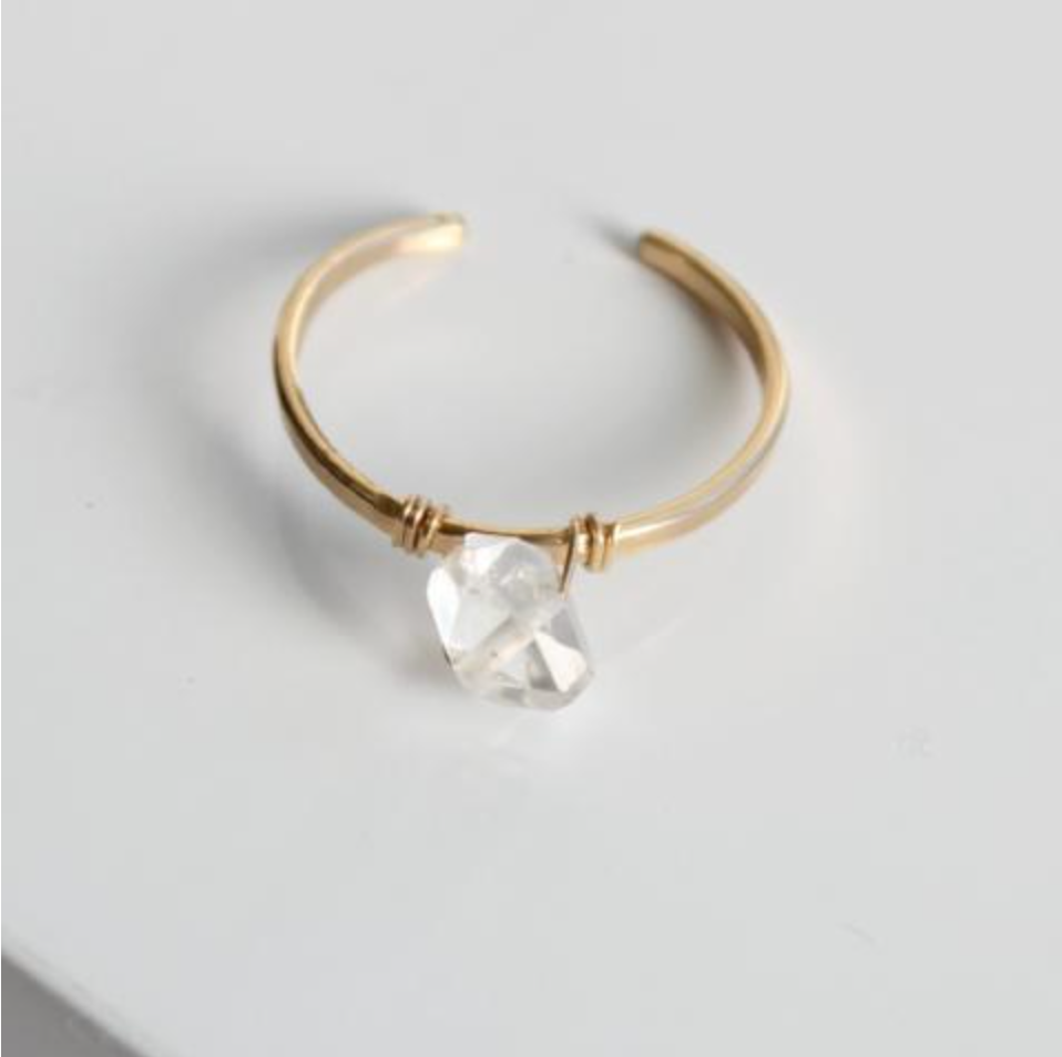 Find Ring - 14k Gold