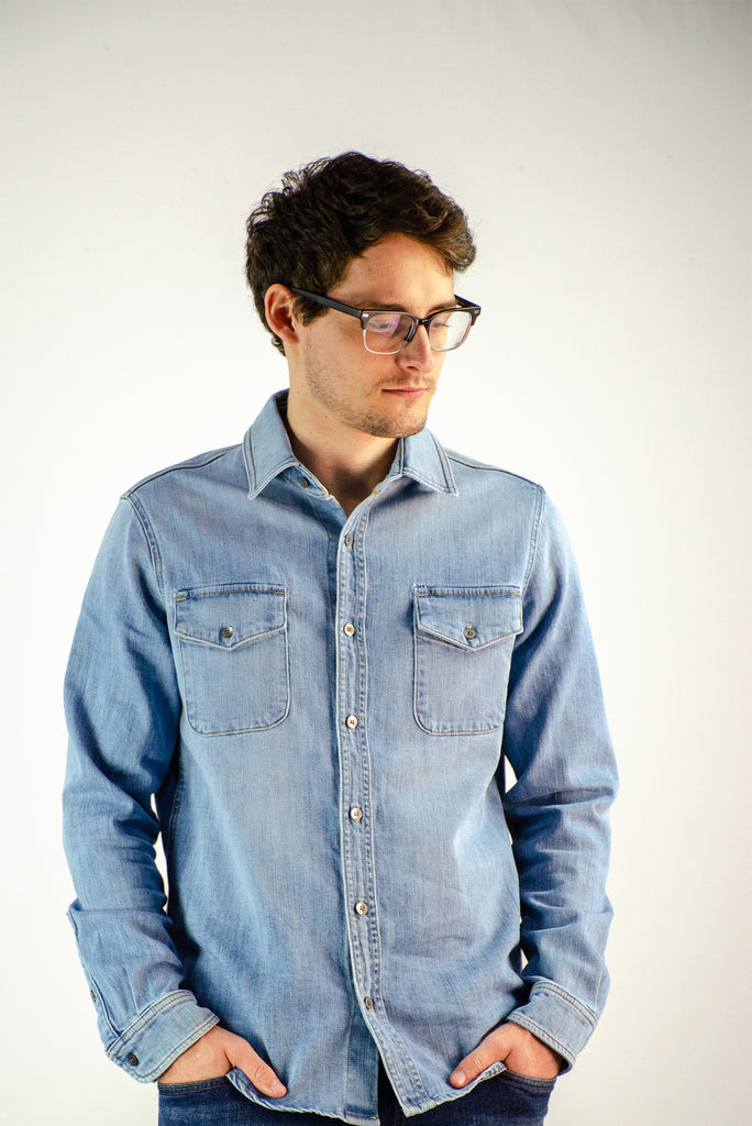 TAGS Denim Shirt