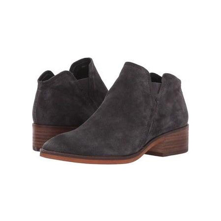 Tay in Anthracite Suede - DI