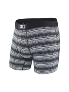 Ultra Boxer Fly in Black Ombre Stripe - DI