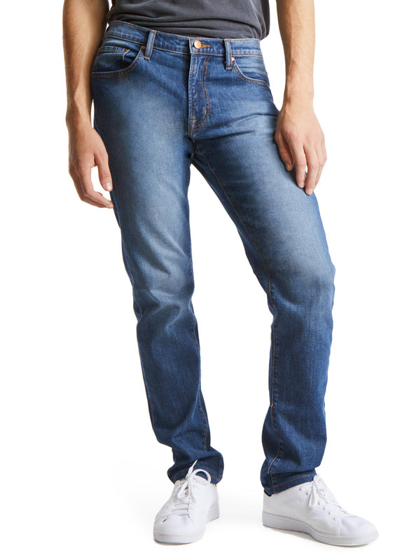 TAGS Denim Straight Leg Jean
