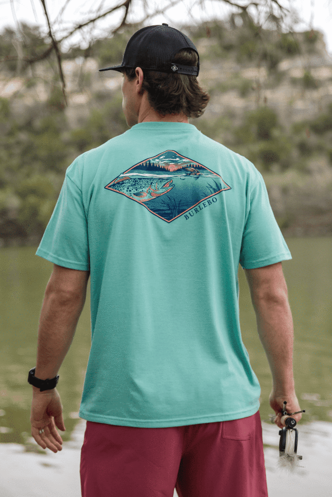 Fish on Fly T-Shirt