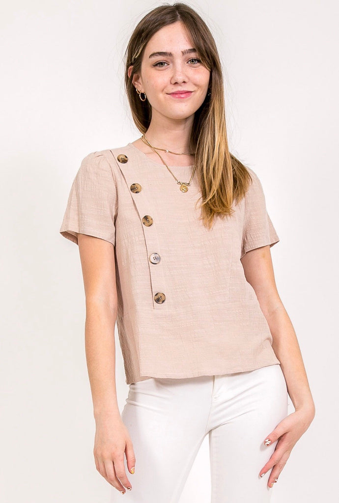 Button Top