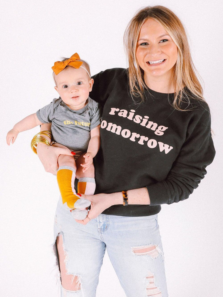 """Raising Tomorrow"" Sweatshirt"