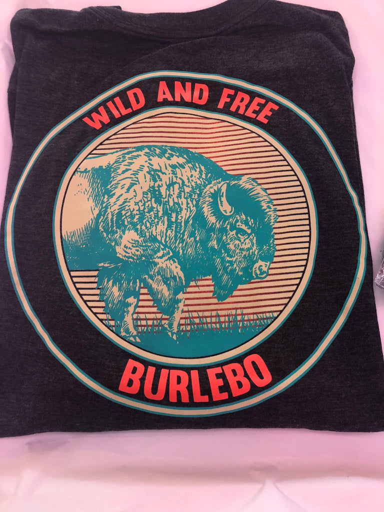 Men's Long sleeved Wild and Free Shirt