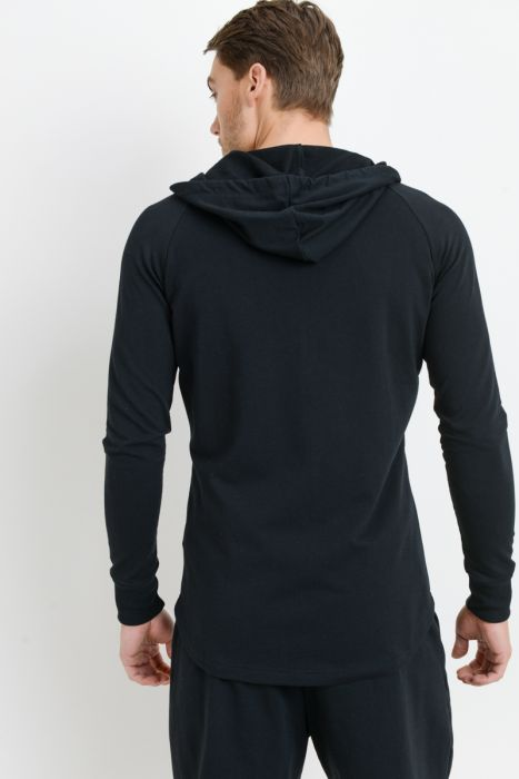 Mono B MEN - Zip-Up Hoodie Jacket