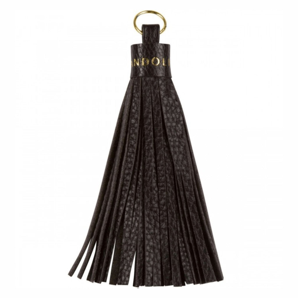 Bandolier Tassel with Gold Hardware