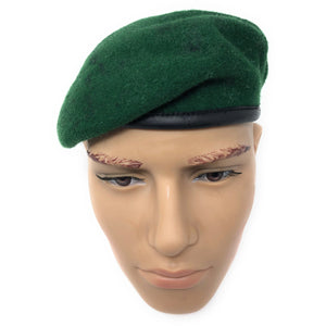 Adjutant General's Corps (AGC) Small Crown Silk Lined Beret