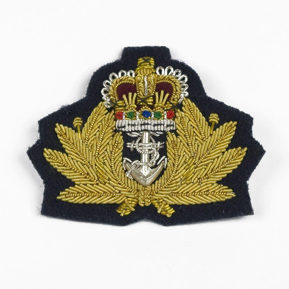 Beret Badge - Royal Navy Officers [product_type] Ammo & Company - Military Direct