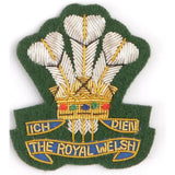 Beret Badge - Royal Welsh