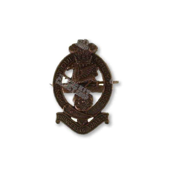 The Princess of Wales's Royal Regiment Badge Regiment & Corps Metal Badges Ammo & Company - Military Direct