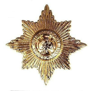 Cap Badge - Irish Guards - Brass [product_type] Ammo & Company - Military Direct
