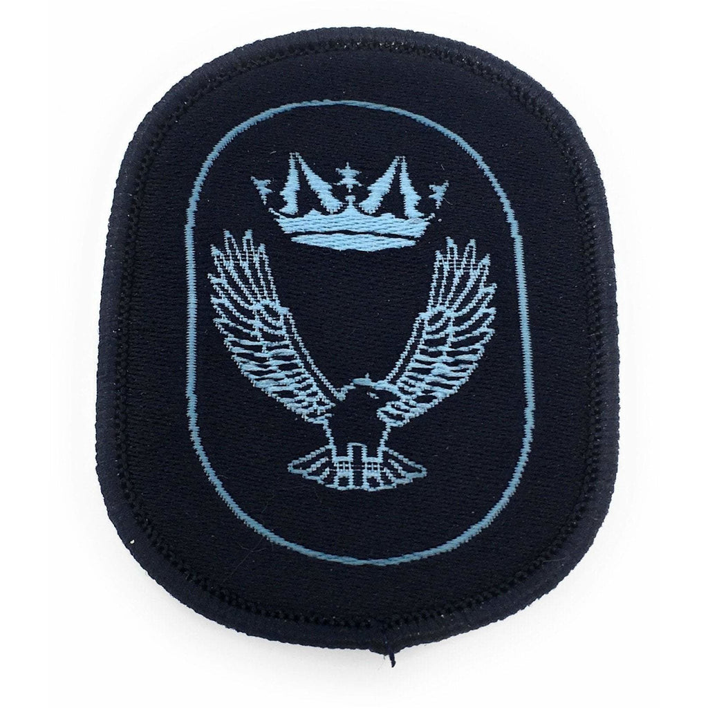 Air Cadet ACO Pre-Duke of Edinburgh's Award Scheme Blue Badge Embroidered Beret & Cap Badges Ammo & Company - Military Direct