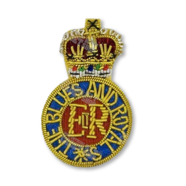 The Blues & Royals Badge Embroidered Beret & Cap Badges Ammo & Company - Military Direct