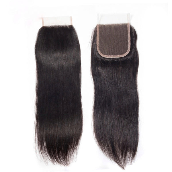 Brazilian Straight Bundle Deal w/ Closure