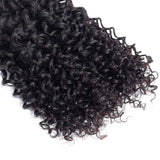 Malaysian Deep Curly Bundle Deal w/ Closure