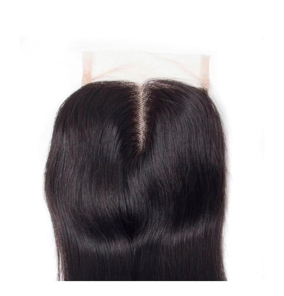 HD Silky Straight Closure