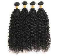HD Exotic Curly Bundle  Deal w/ Frontal