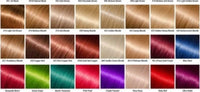 Customize Hair Color