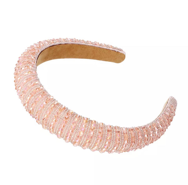 Blinged Head band