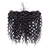 Exotic Curly Bundle Deal w/ Frontal