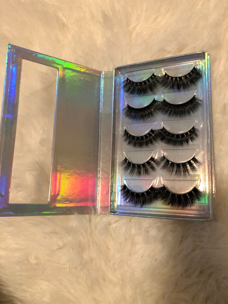 ** Customize my own lash book **