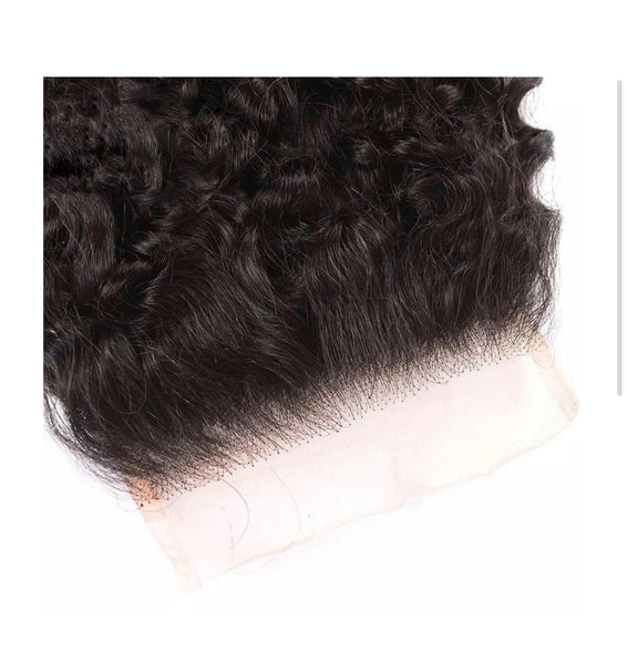 HD Deep Curly  Closure