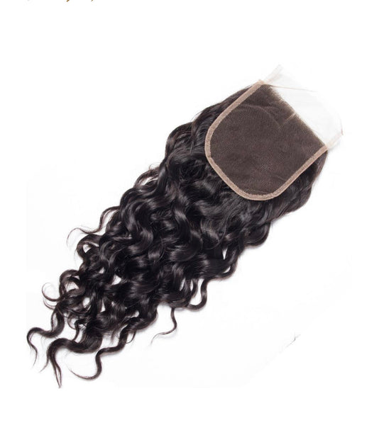 HD Caribbean Curl  Closure