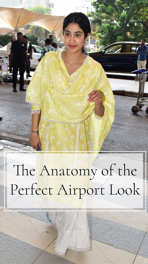 The Anatomy of the perfect airport look