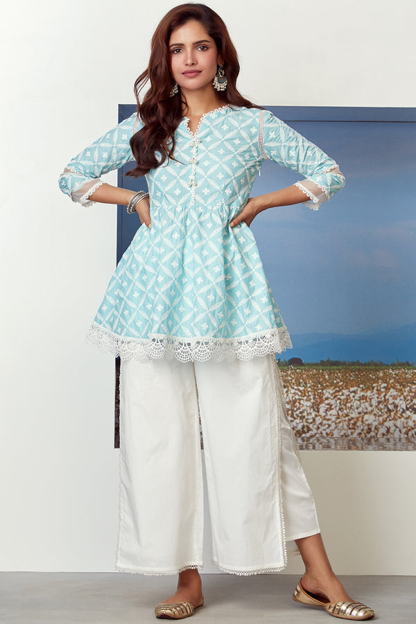 DEW DROP KURTA