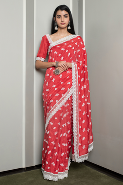 Luana Silk saree