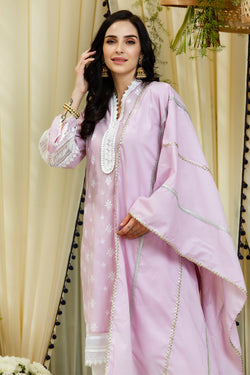 Mulmul Cotton New Full Gota Dupatta