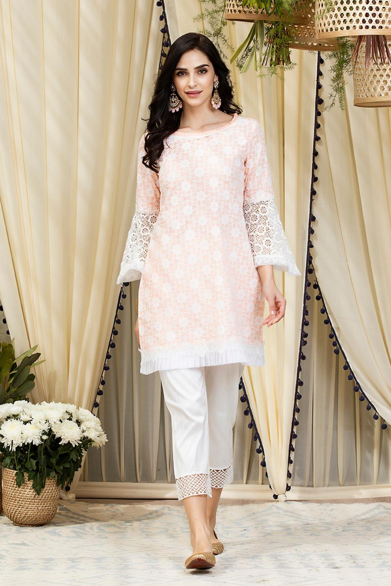 Mulmul Cotton Nova Kurta