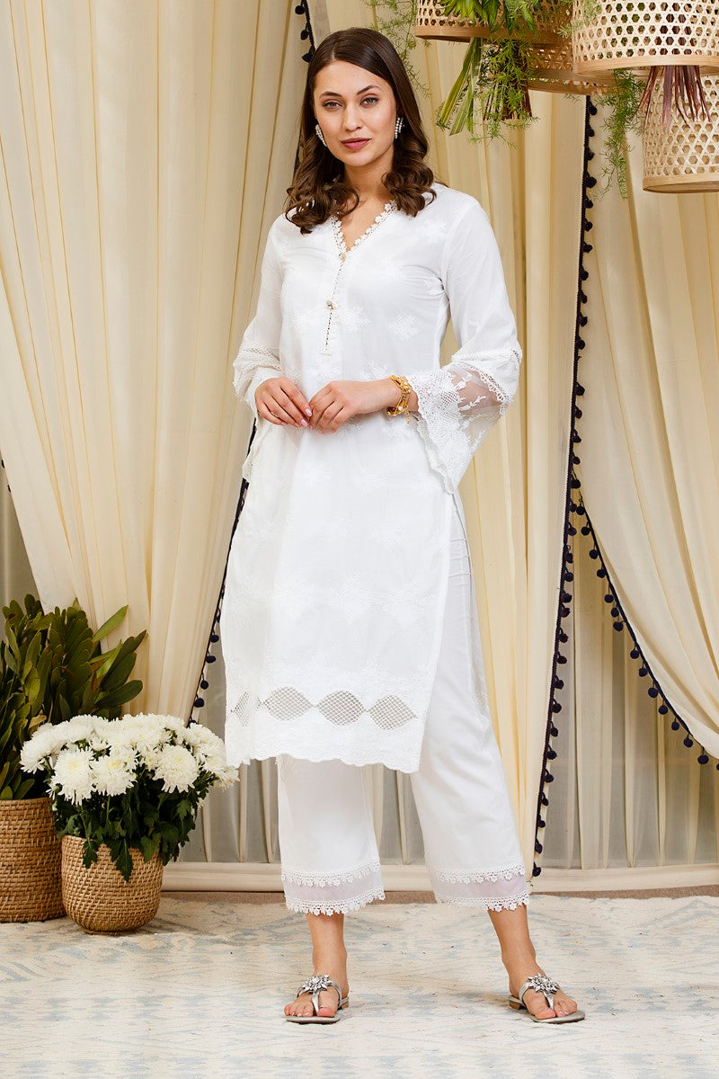 Petunia kurta  with Iliana pants