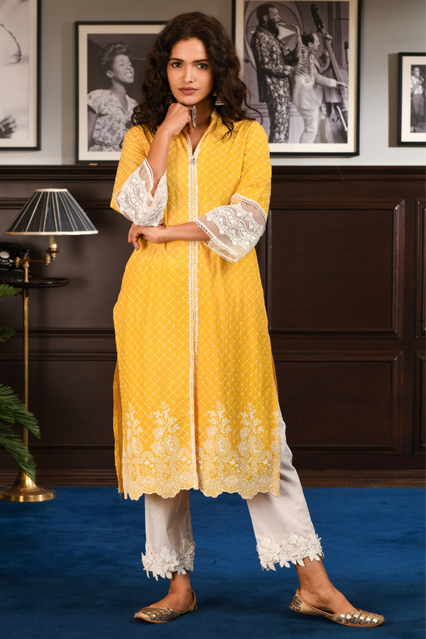 Cayo KURTA Yellow