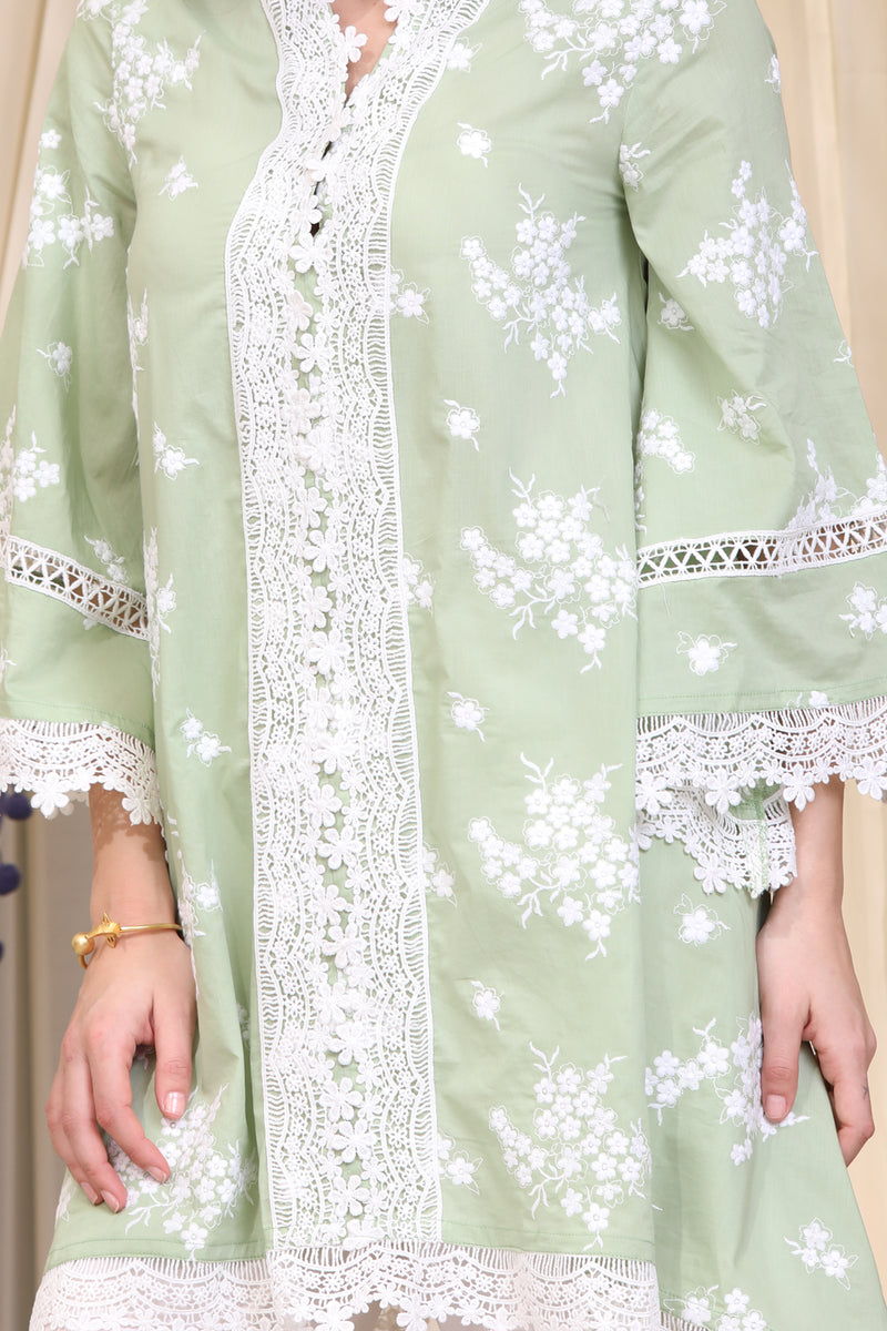 Mulmul Cotton Livia Kurta