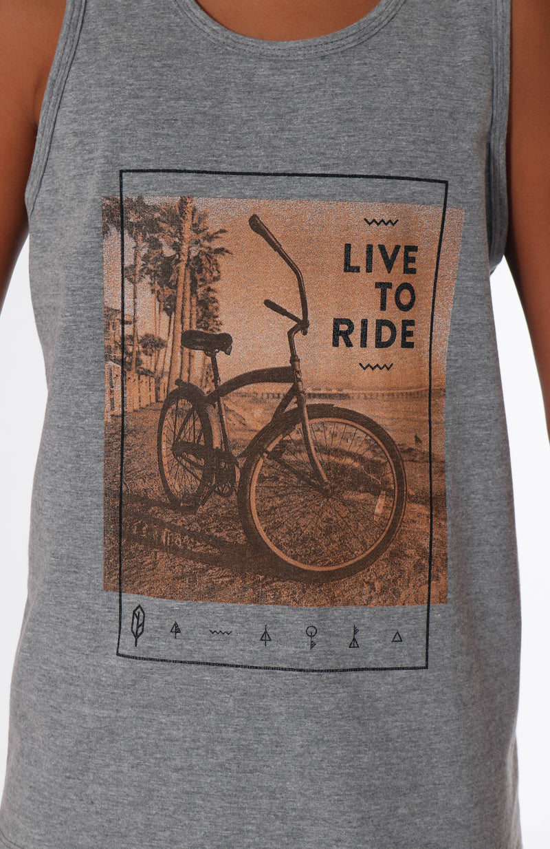 Live To Ride Tank