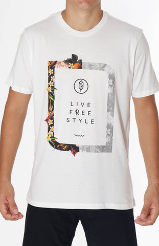 Palm Tree Views Graphic Tee
